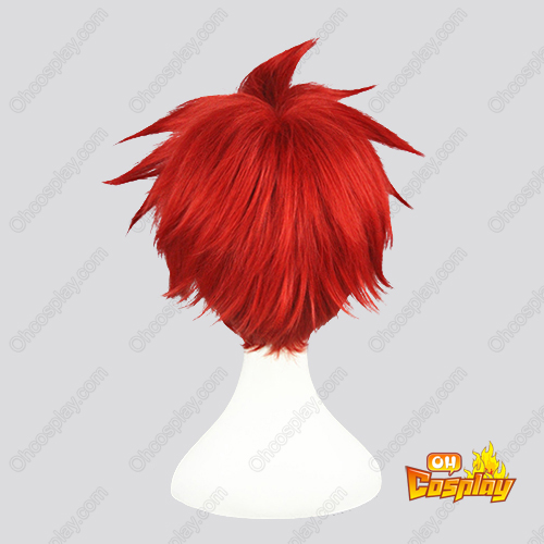 Monthly Girls\' Nozaki-kun Mikoshiba Mikot Rot Cosplay Perücken