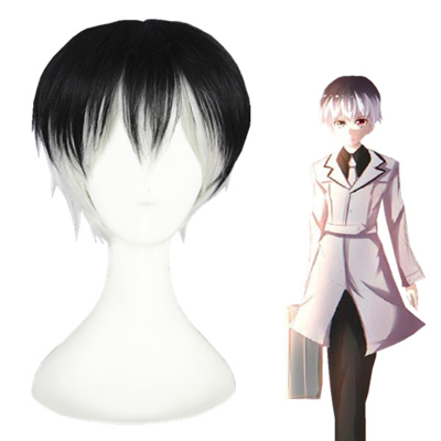 Tokyo Ghoul Haise Sasaki Cosplay Wigs