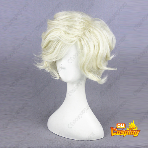 Touken Ranbu Online Gokotai Licht Blonde Cosplay Pruiken