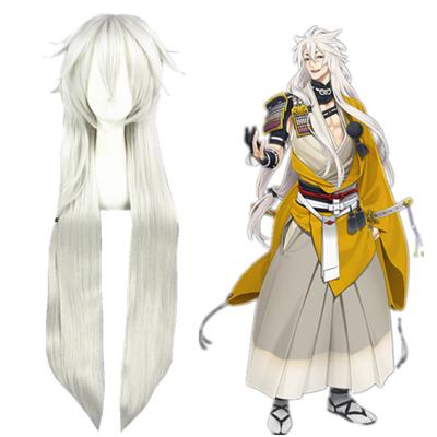 Touken Ranbu Online kogitsunemaru udklædning Parykker