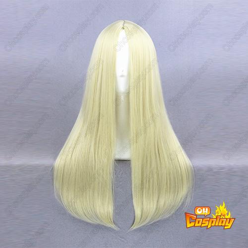 Длинный Straight 60cm Светло-русый Косплей Парик