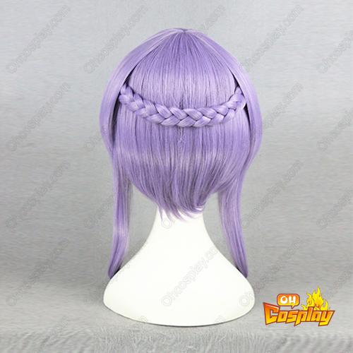 Последний серафим Hiiragi Shinoa Светло-фиолетовый Косплей Парик