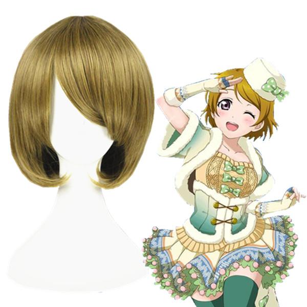 Рабу Раибу! Hanayo Koizumi Косплей Парик