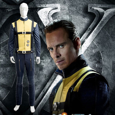 X Men Xavier Professor X Cosplay Kostuums Men