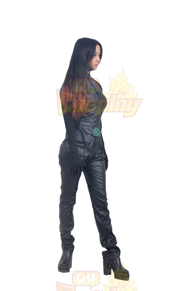 X Men Rogue Leotard Cosplay Kostymer