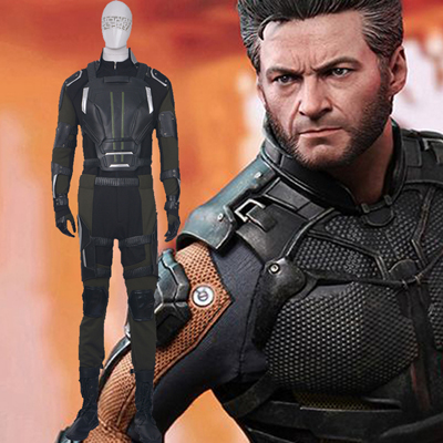 X Men Apocalypse Fighting Service Volledige Set Cosplay Kostuums