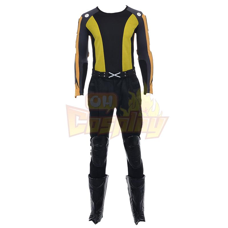 X Men Wolverine Cosplay Κοστούμια Πλήρες σετ