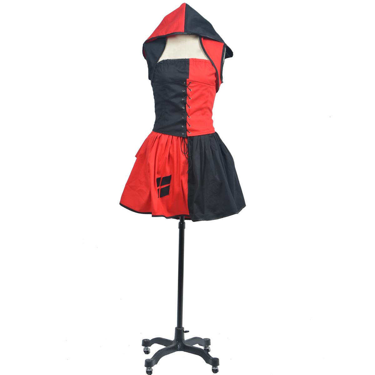 Batman Harley Quinn Skirt Halloween Kostýmy