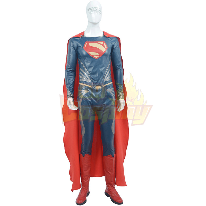 Batman v Superman Dawn of Justice Superman Fighting Service Cosplay