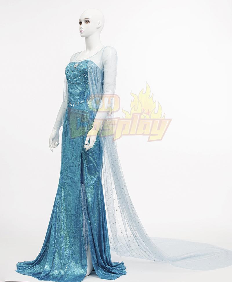 Disney Store Frozen Princess Elsa Kostüme Österreich Kleider