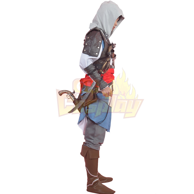 Fantasias de Assassins Creed 4 Black Flag Cosplay