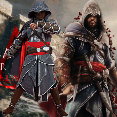 Assassin's Creed Revelations Cosplay Κοστούμια