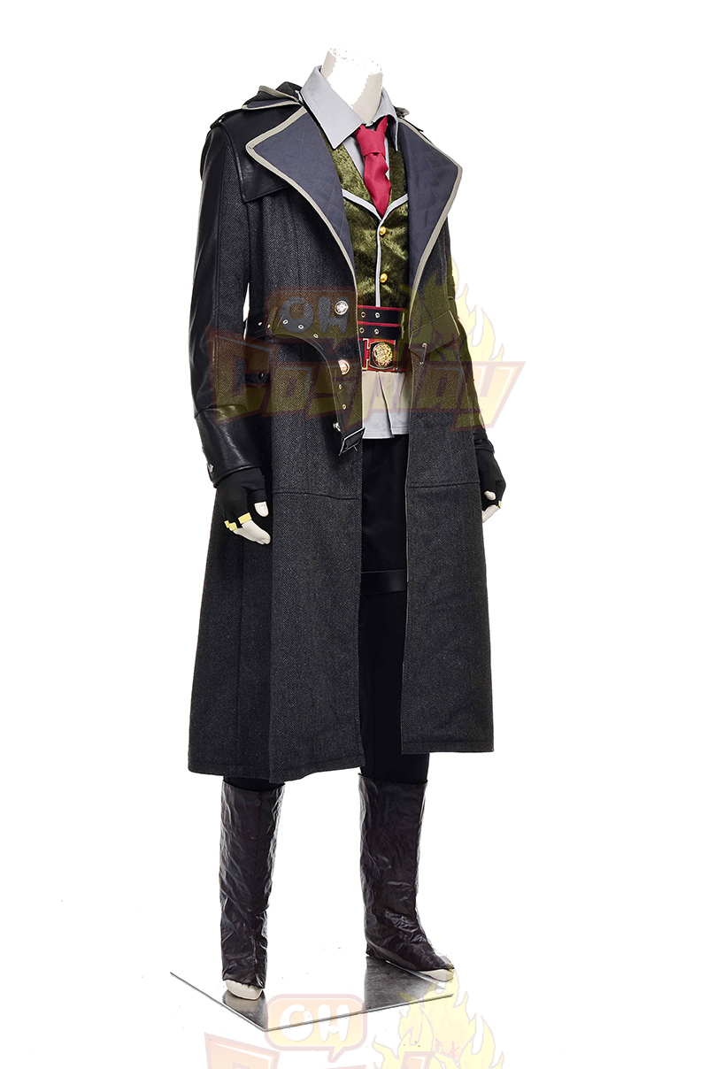 Assassin\'s Creed Syndicate Cosplay Costumes