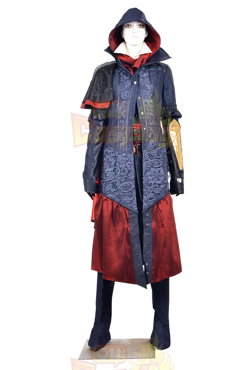 Assassin\'s Creed Yiwei Cosplay Kostýmy