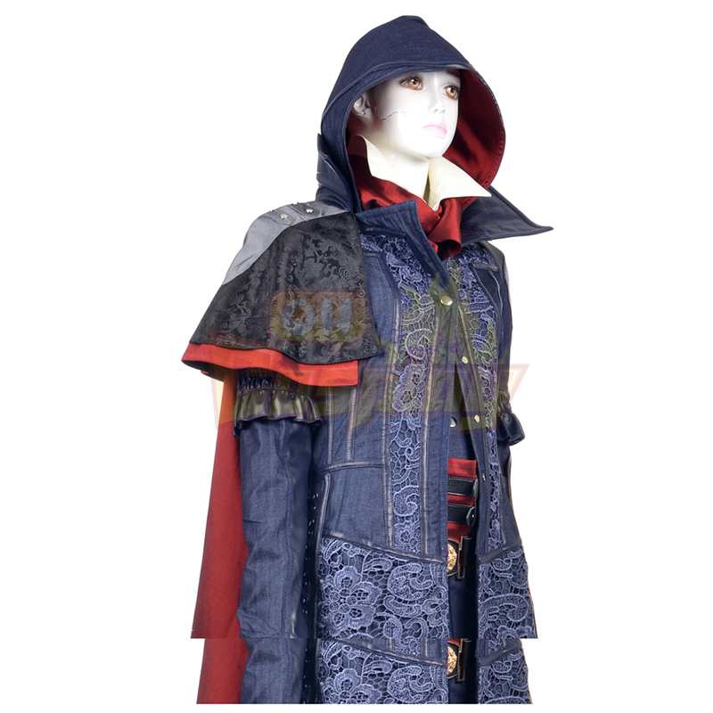 Assassin\'s Creed Yiwei Cosplay Costumes