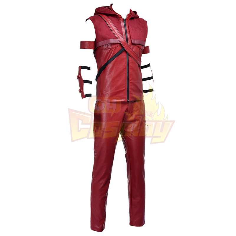Arrow Roy Harper Red Cosplay Kostýmy
