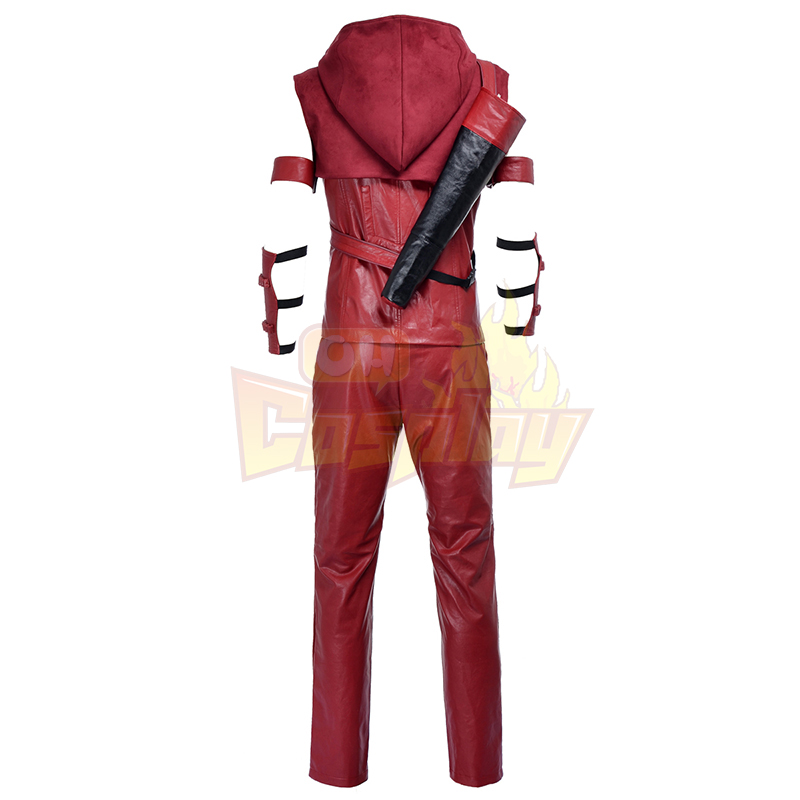 Arrow Roy Harper Red Cosplay Κοστούμια