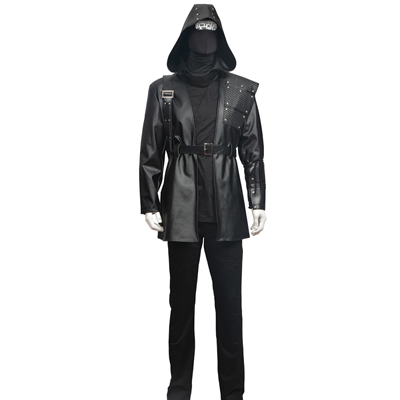 Arrow Dark Archer Malcolm Merlyn Cosplay Costumes