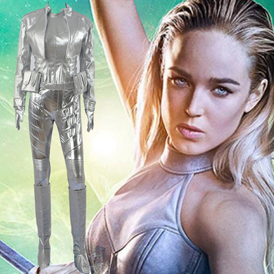 Arrow IIII Whit Canary Sara Lance Cosplay Costumes