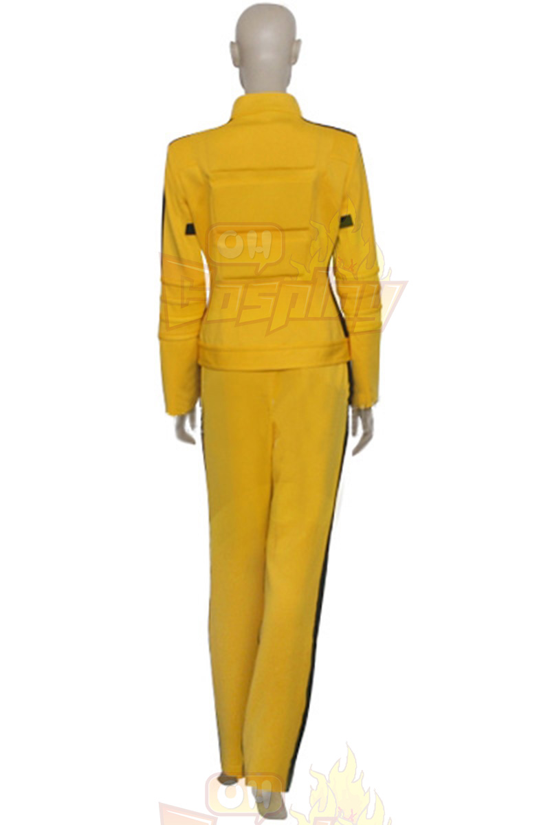 Kill Bill The Bride Cosplay Uniform Kostüme Österreich
