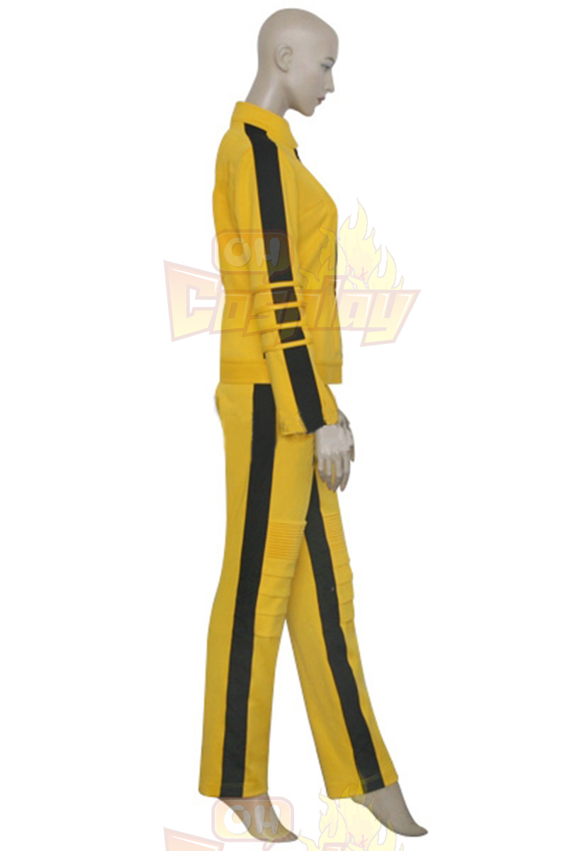 Kill Bill The Bride Cosplay Uniform Kostuums België