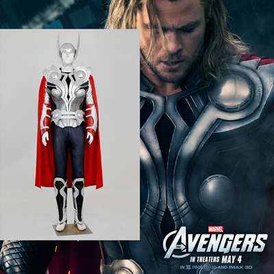 Avengers Raytheon Cosplay Costumes