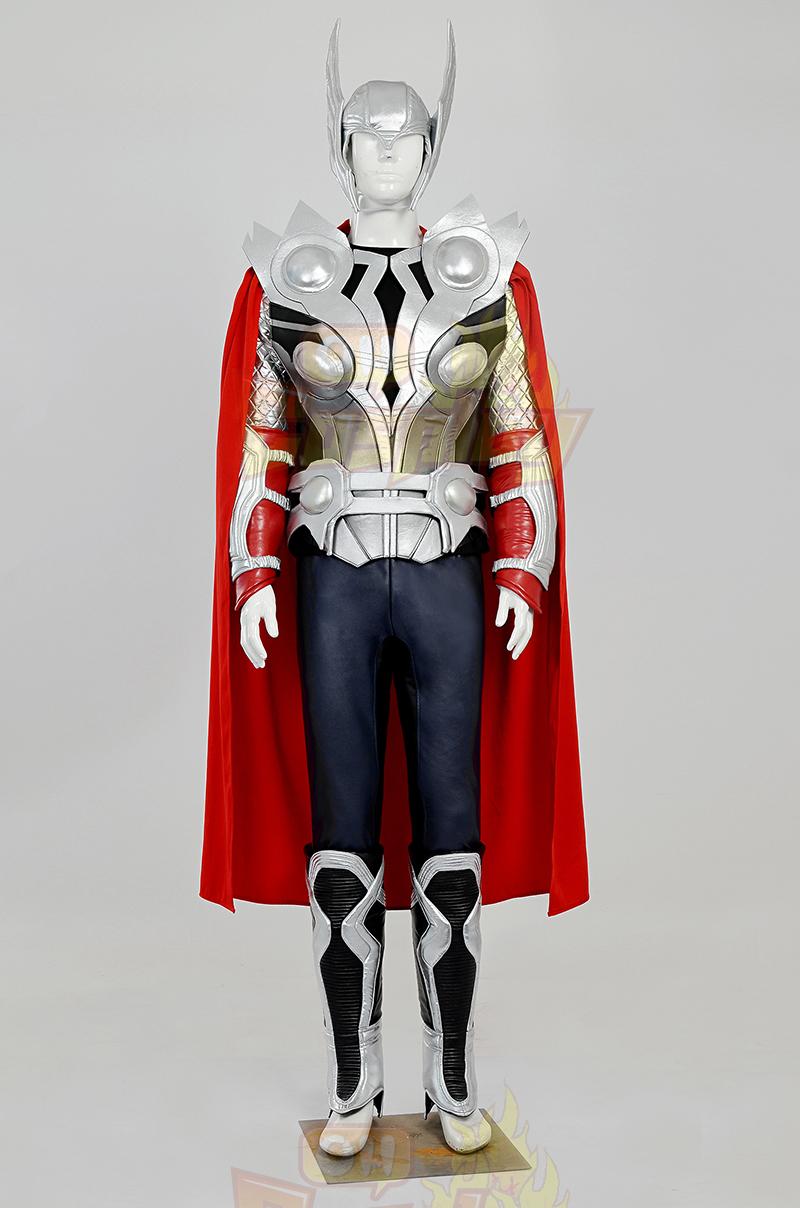Avengers Raytheon Cosplay Kostymer