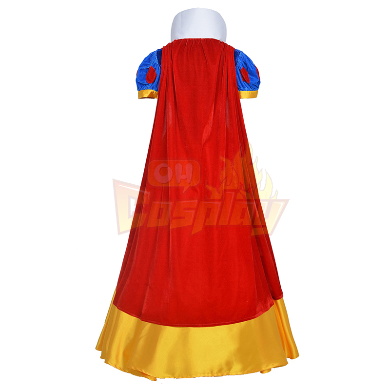Disney Snow White Cosplay Kostýmy