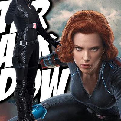 Avengers Black Widow Faschingskostüme Cosplay Kostüme