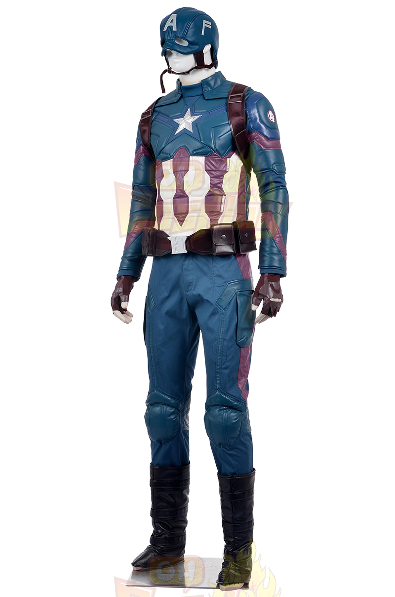 Fantasias de Captain America 3 Cosplay
