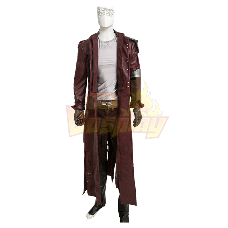 Guardians of the Galaxy Star-Lord Cosplay Κοστούμια