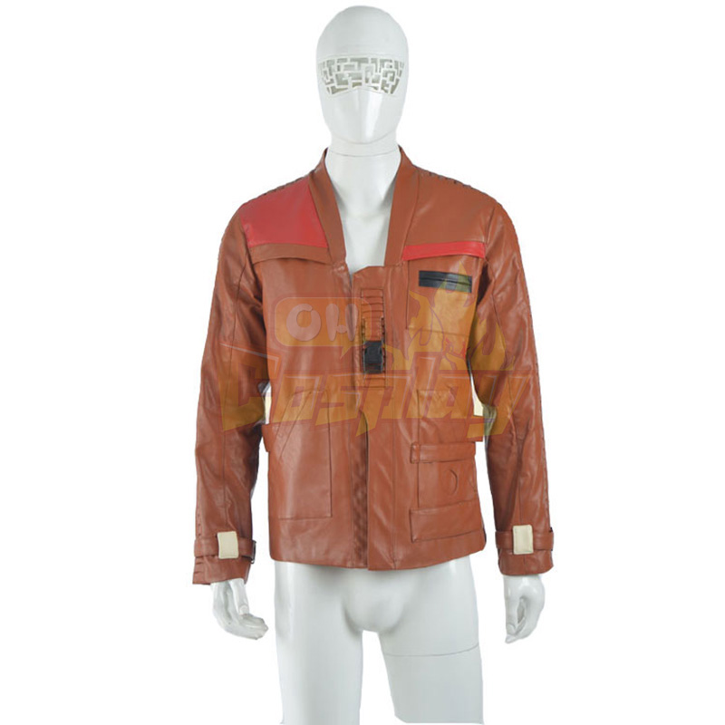 Fantasias de Star Wars Finn Leather Jaqueta Shop