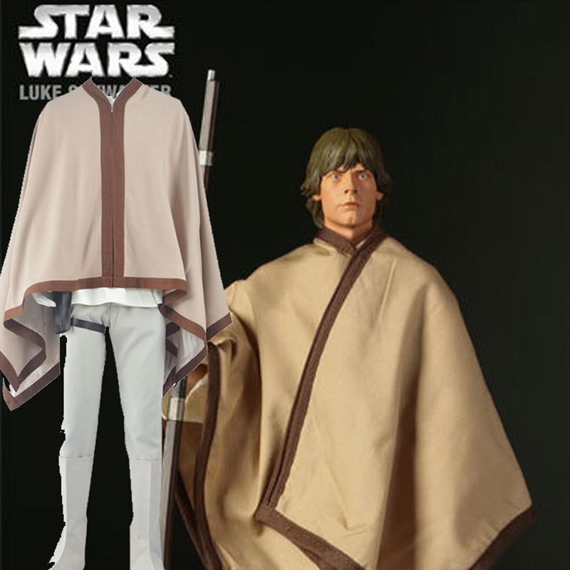Fantasias de Star Wars Luke Skywalker Cosplay