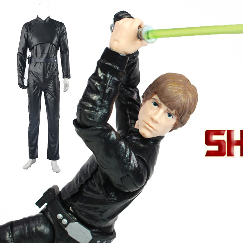 Star Wars Kostymer Luke Skywalker Cosplay
