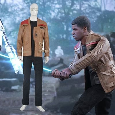 Star Wars 7 Deluxe Finn Adult Puvut