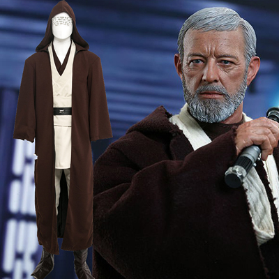 Fantasias Star Wars Obi-Wan Kenobi Cosplay