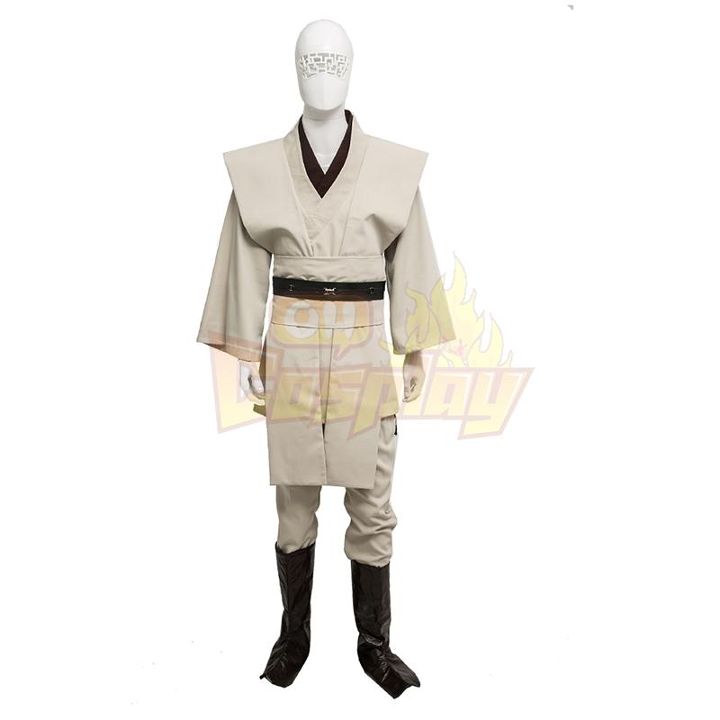 Fantasias Star Wars Obi-Wan Kenobi Cosplay