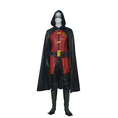 Young Justice Titans Adult Cosplay UK Costumes