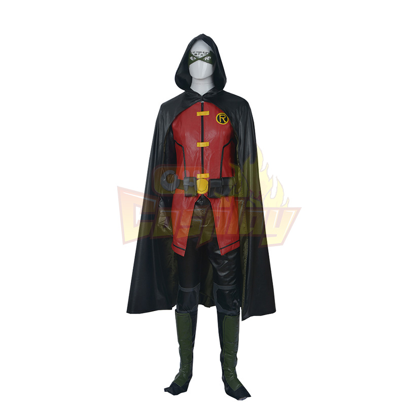 Young Justice Titans Adult Cosplay NZ Costumes