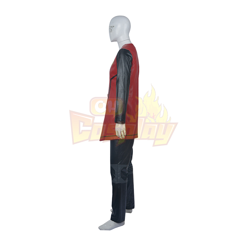 Fantasias de Young Justice Titans Adult Cosplay