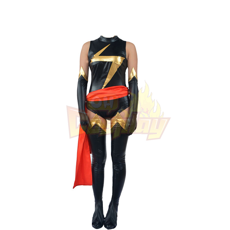 Fantasias de Captain Marvel Danvers Cosplay Halloween