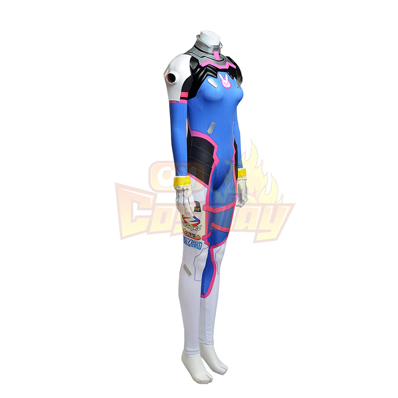Ow Overwatch D.va Cosplay Canada Costumes Zentai Suit Full Set