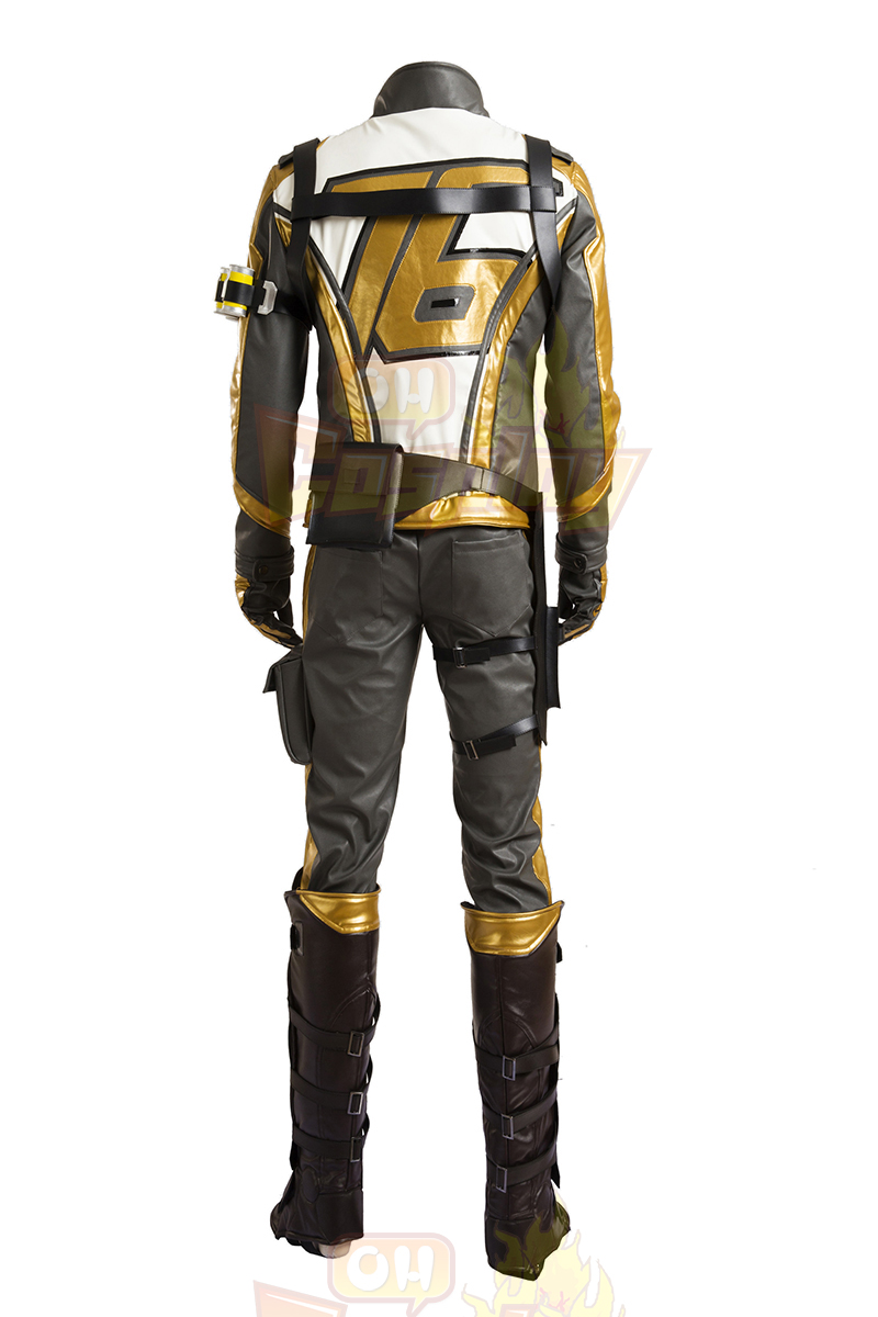 Ow Overwatch Soldier 76 Cosplay NZ Costumes Game Costumes Holloween