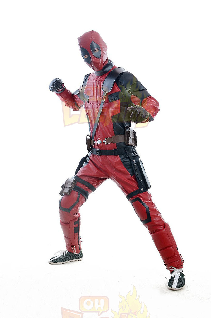Deadpool Wade Wilson Halloween Cosplay Kostýmy