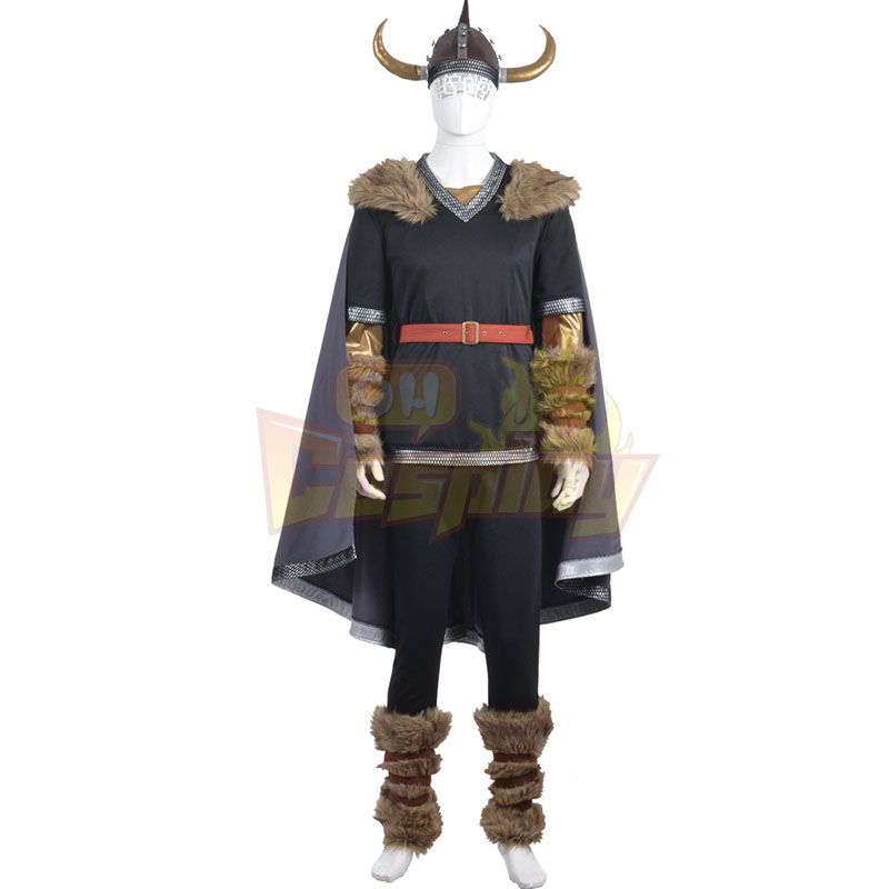 Viking Warrior Cosplay Halloween Kostýmy