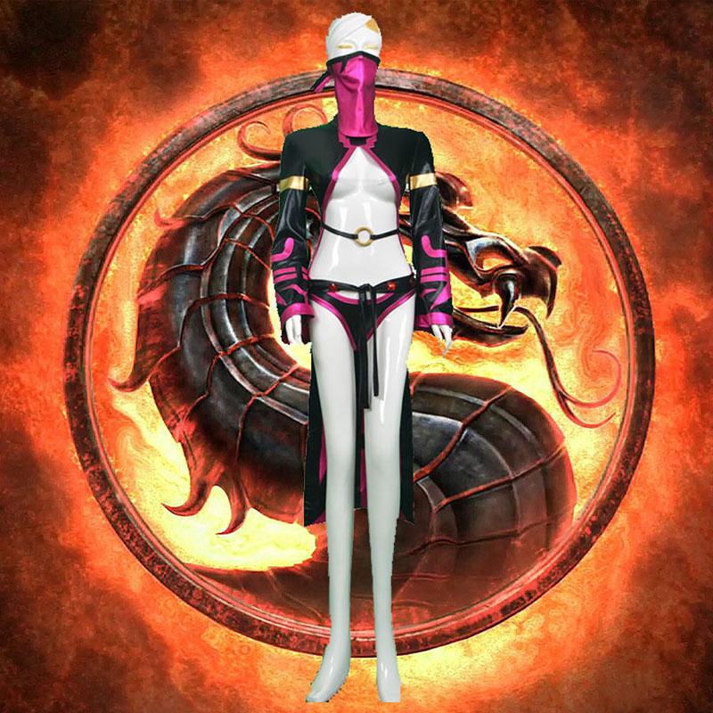 Mortal Kombat Cosplay Kostýmy Na zakázku