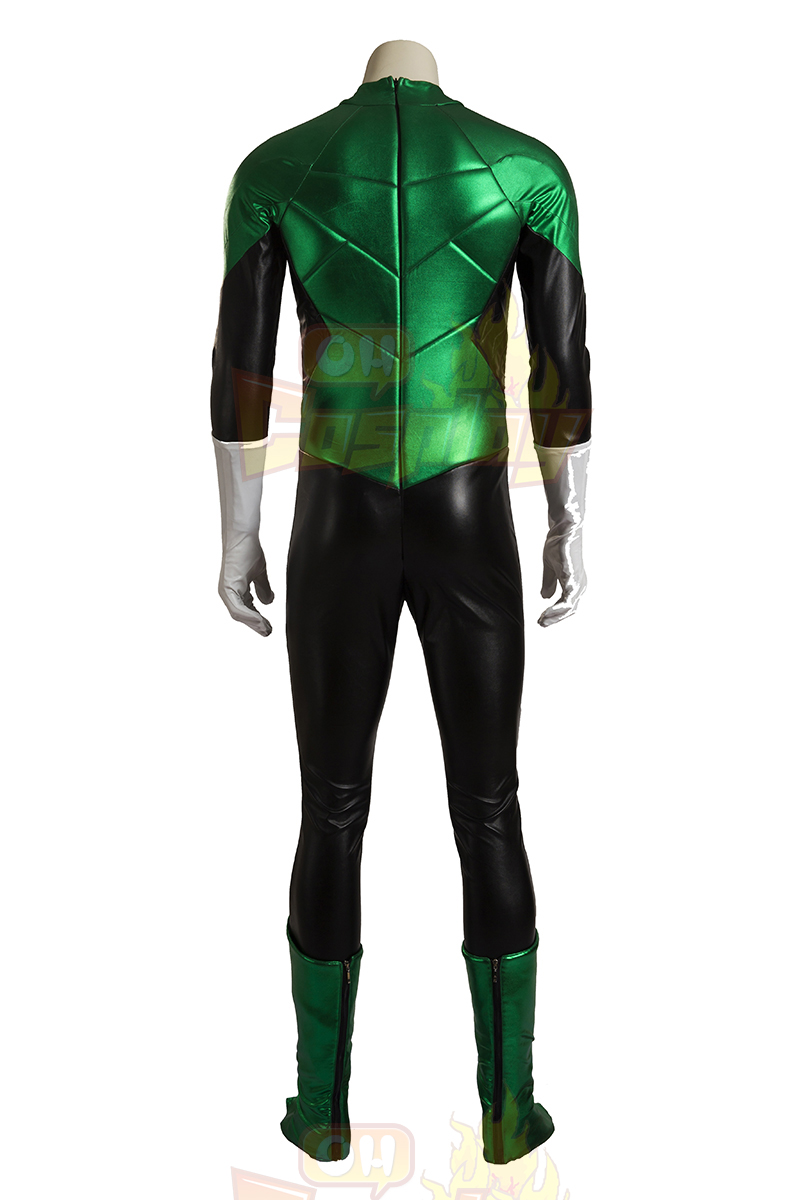 Moive Green Lantern Cosplay NZ Costumes Full Set Customized Halloween NZ Clothing