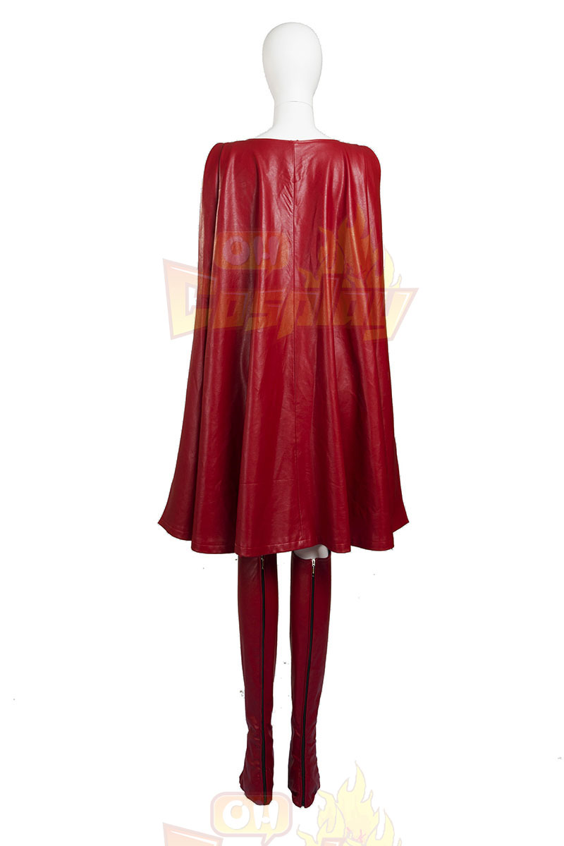 Supergirl Kara Zor-el Danvers Cosplay Australia Zentai Suit Costumes