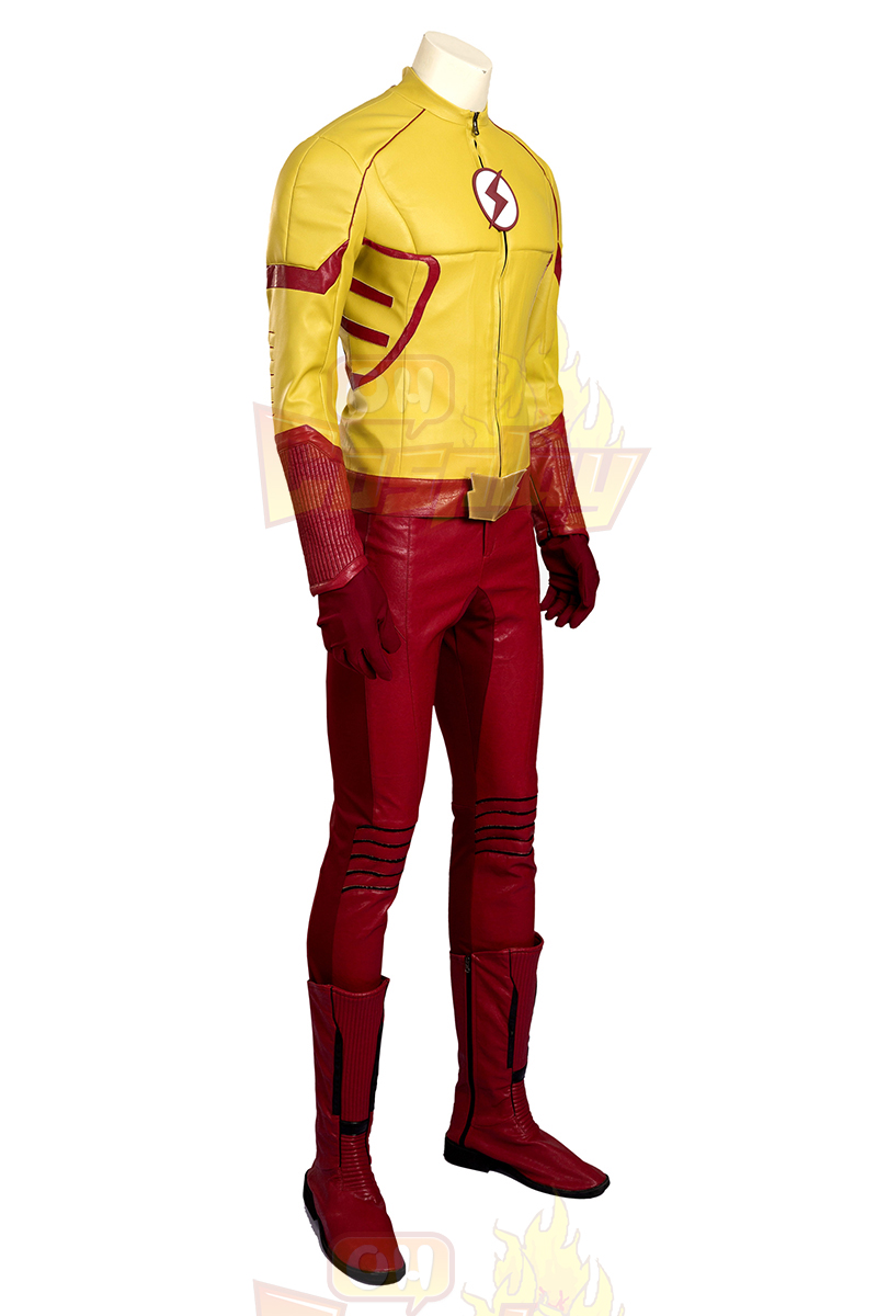 Flash New Man Yellow Cosplay Zentai Hongerige t Kostuums België Halloween Kostuums België