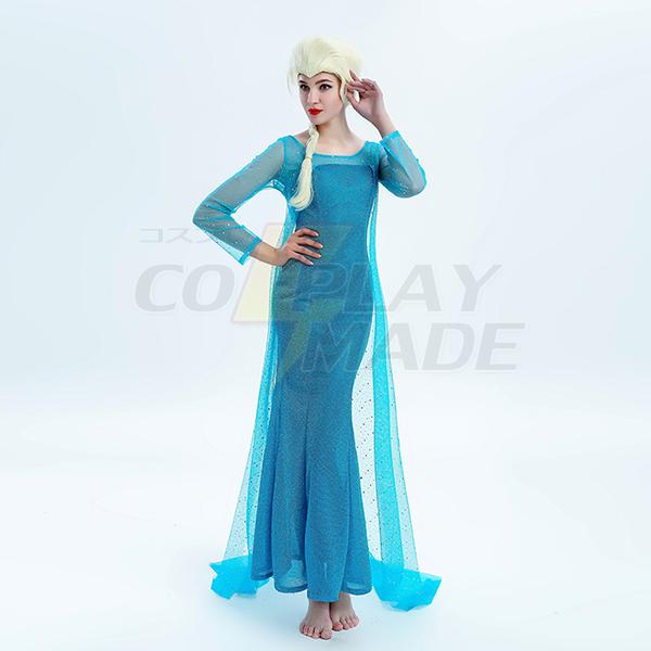 Sexy Dessous Eis Blau Prinzessin Aschenputtel Welt Buchwoche Fancy Kostüme Halloween Kleidung